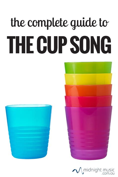 the cup the complete guide to the cup song midnight