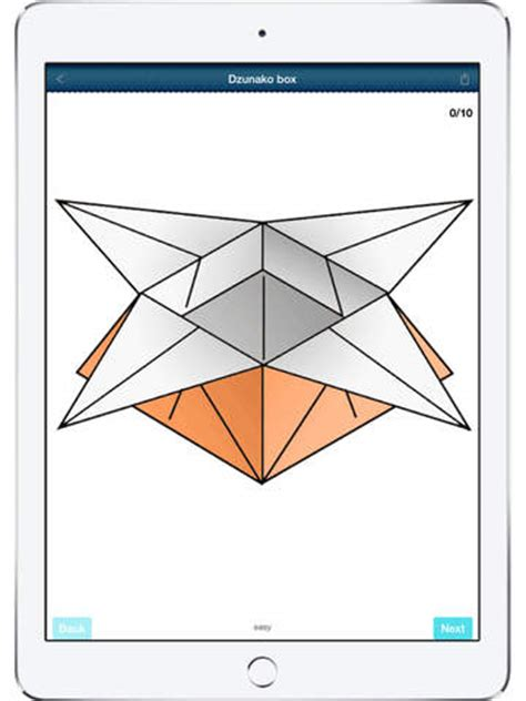 Best Origami App - origami paper step by step screenshot