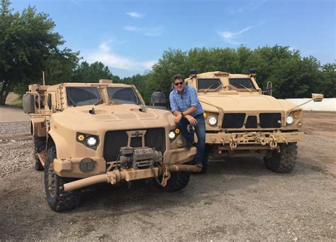 oshkosh jltv engine humvee never had a chance we drive us s new
