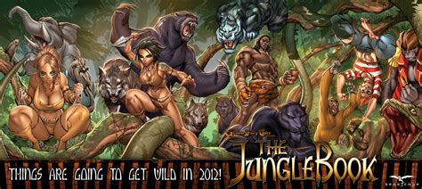 Disney Comics The King Read And Play the jungle book as never before flayrah