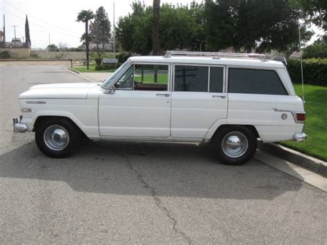 1970 jeep grand wagoneer 1970 jeep grand wagoneer 5 7 350 for sale in inland empire