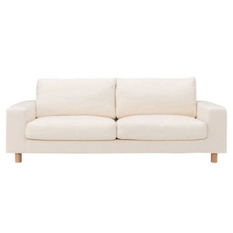 muji sofas muji wide arm down sofa best loveseat or small sofa for