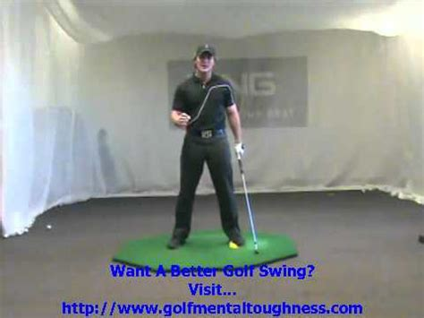 jeff ritter golf swing jeff ritter golf swing demo transition youtube