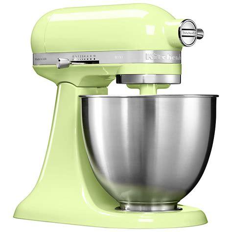 kitchenaid mini stand mixer pistachio