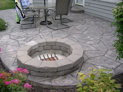 stone patio cost per square foot home design ideas