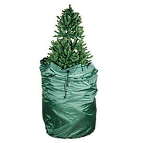 artificial christmas tree storage bag green in home