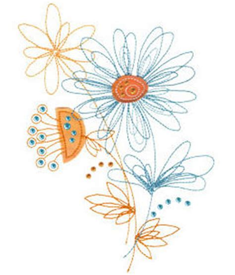 free doodle embroidery designs savings galore more embroidery machines embroidery