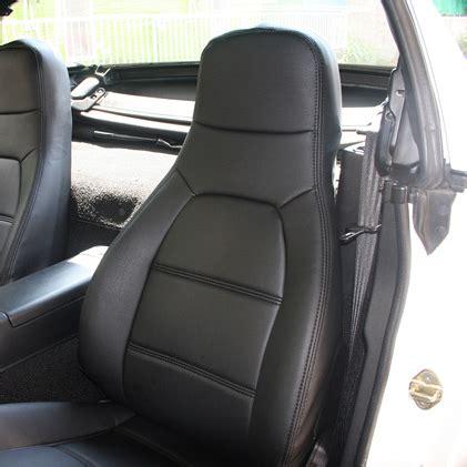na miata leather seat covers autowear seat covers for mazda miata mx5 na 89 93 rev9
