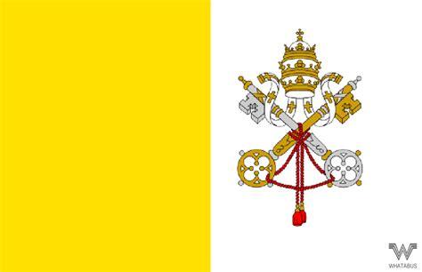 Aufkleber Länderflaggen flagge vatikanstadt aufkleber 8 5 x 5 5 cm whatabus shop