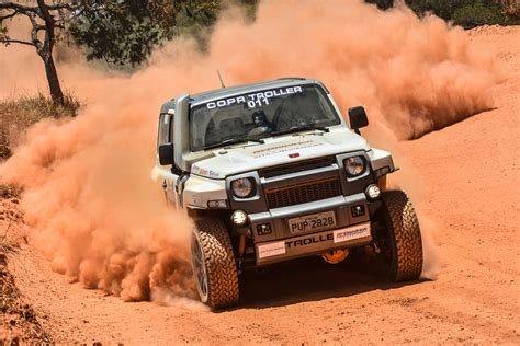 ford troller ford 4x4 we all want here proves itself in brazilian rally