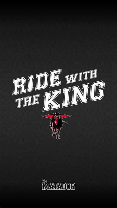 Texas Tech Memes - iphone 5 quot ride with the king quot wallpaper texas tech memes