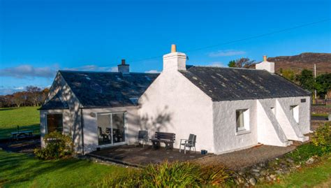 oban self catering cottage accommodation connel