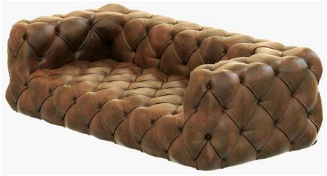 soho tufted sofa soho tufted sofa model soho tufted leather sofa cgtrader