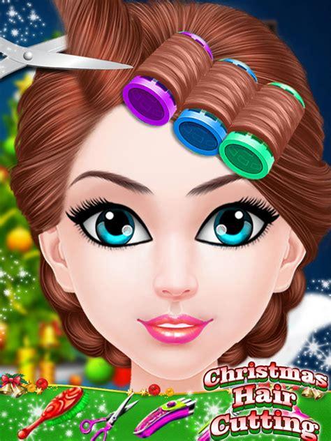 hairstyles hair cutting games app shopper christmas hair cutting trendy hairstyle