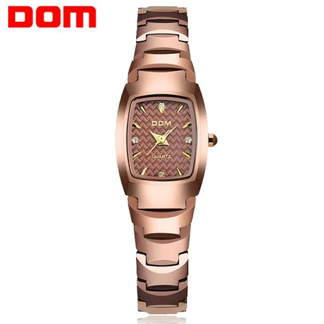 dom fashion brand luxury watches