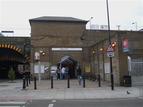 Bethnal Green Railway Station Wikipedia