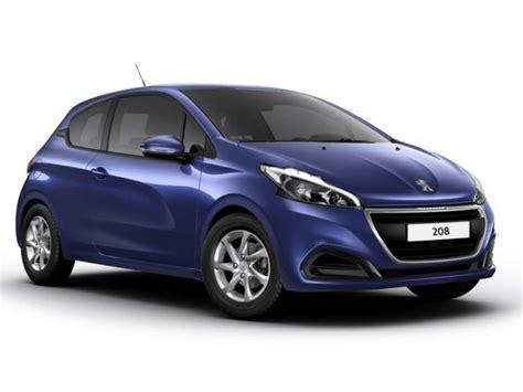 Peugeot 208 Value Plus Corfu Car Rental