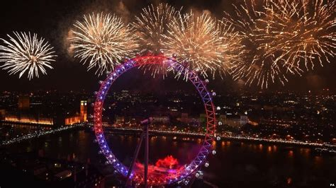 new year celebrations uk 2015 new year celebrations revellers gather in and