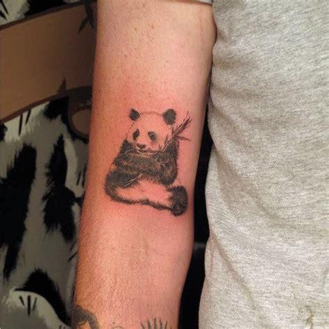 panda tattoo arm panda tattoos tattoo designs tattoo pictures page 2