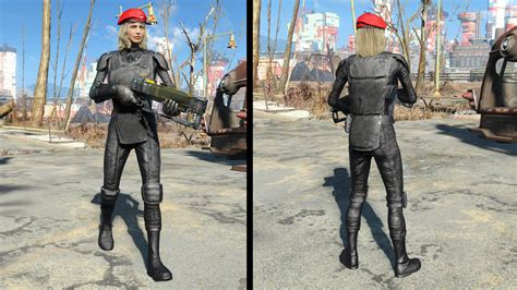 fallout 4 armor tactical vault armor fallout 4 mod fo4