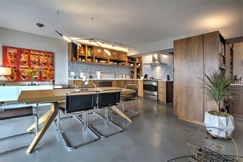 dining rooms seattle seattle condo contemporary dining room seattle by