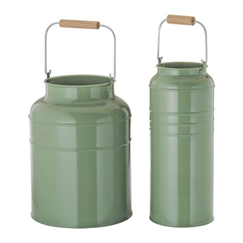 ikea vasi esterno socker set di 2 vasi ikea