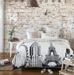 25 Amazing Bedrooms With Brick Walls Brick Wall Decoration Ideas