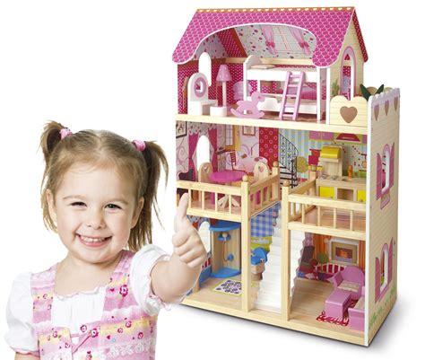 mobili bambole casa delle bambole in legno mobili e accessori gratis