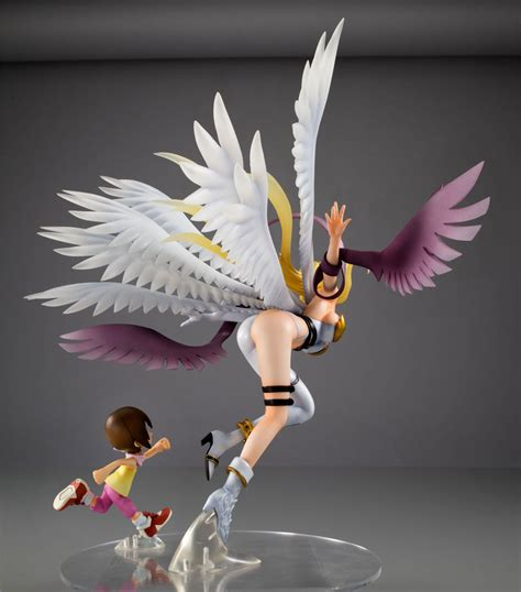 Digimon Adventure G E M Angewomon pvc figuren kopen digimon adventure g e m series pvc