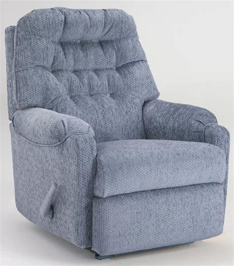 best home furnishings recliners medium swivel rocker