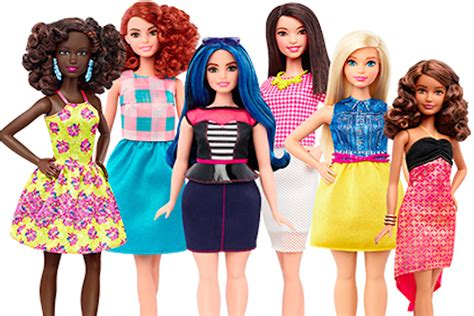 Field Design For Real Barbies by Debuts Curvy And Dolls Real