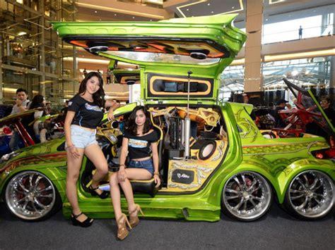 Kontes Mobil Modifikasi by Honda Kembali Gelar Kontes Modifikasi Jazz Dan Brio