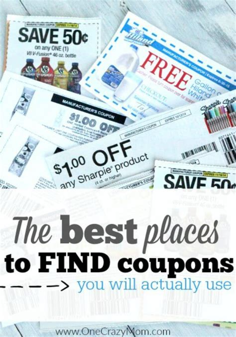 The Best Places To Get Where To Get Coupons Best Place To Get Coupons