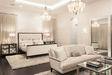 modern glam bedroom modern glamour contemporary bedroom miami by