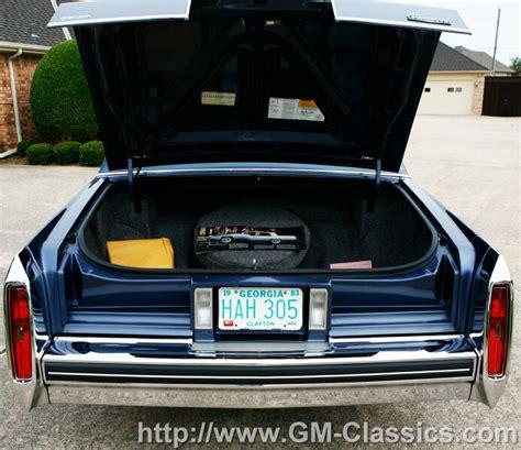 1984 Cadillac Fleetwood Brougham Matt Garrett