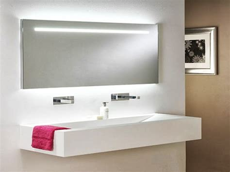 modern bathroom mirror lighting bathroom mirrors athenadecoatingideas