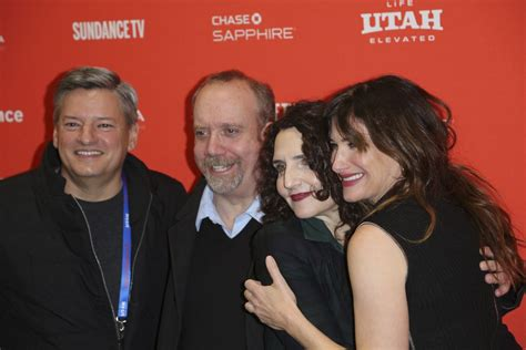 biography film festival kathryn hahn at private life film premiere sundance