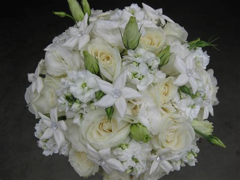 Wedding Bouquet January by January 2011 Stadium Flowers