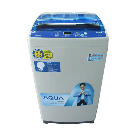 Daftar Mesin Cuci Sanyo Aqua Series jual aqua aqw 77d h series mesin cuci 7 kg