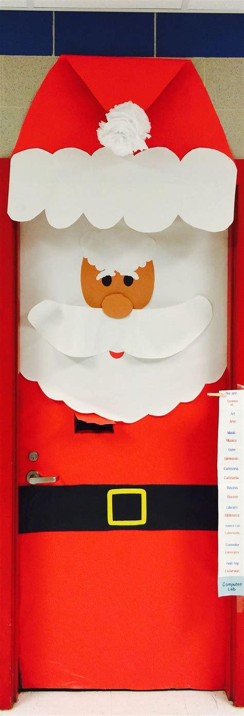 diy santa claus classroom door 17 best images about door decor for the classroom on fall door back to school and
