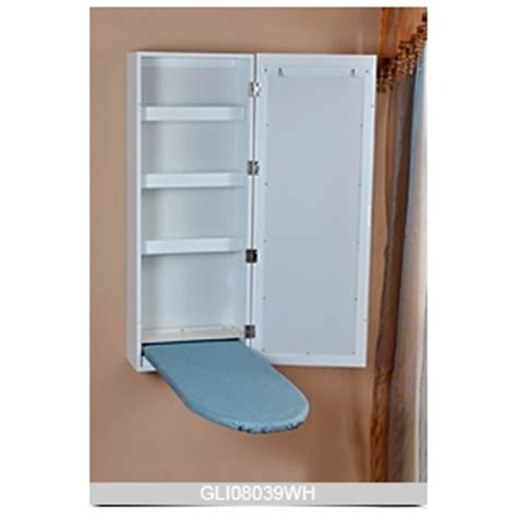 Mirror Ironing Board Closet by New Design Wall Mounted Mirrored Ironing Board Cabinet