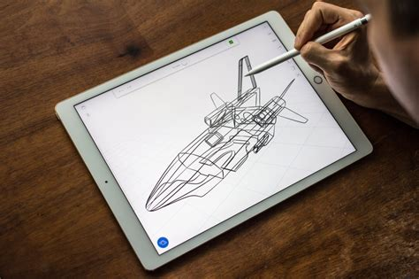 design app for ipad pro design app uses creative potential of the ipad pro