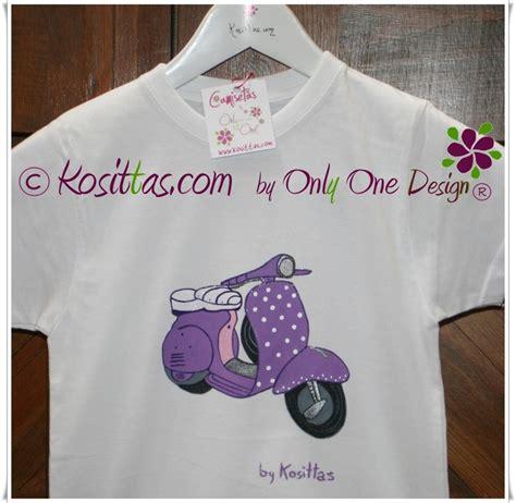 Kaos T Shirt Tshirt Vespa But Never Expired 1 camisetas pintadas a mano como decorar tshirt vespas and retro