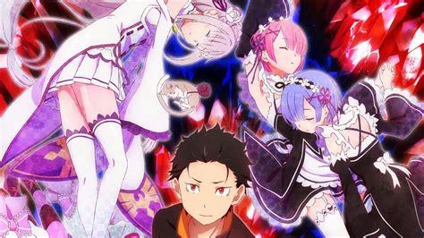 subaru and emilia married anime 3402 wallpapers 132