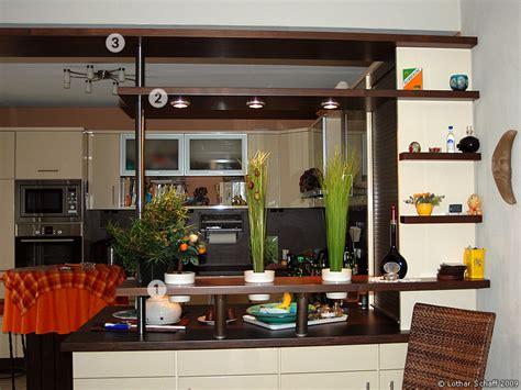 küchen mit theke offene k 252 che theke