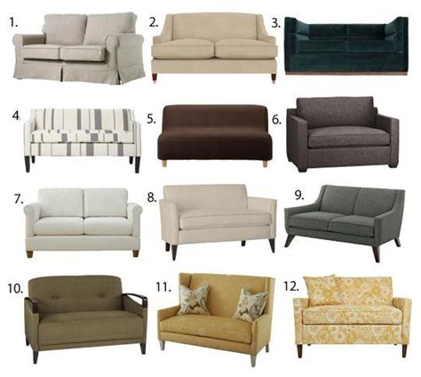 best sofas for small apartments best 25 sofas for small spaces ideas on