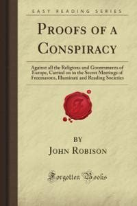 more than before books meet professor robison the original conspiracy