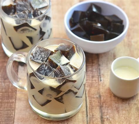 Coffee Jelly 12 coffee desserts that satisfy even the caffeine