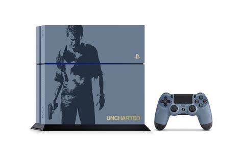 playstation 4 console bundles the uncharted 4 console bundle has been unveiled loadscreen