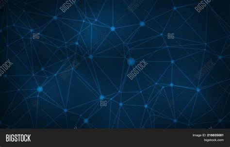 Powerpoint Template Blockchain Technology Futuristic Hud Background With Blockchain Peer To Blockchain Ppt Template